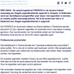 Nu.nl over sigarettenfabriek Hengelo 2015 - Stopnamaak.Nu